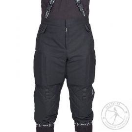 Historical fencing pants