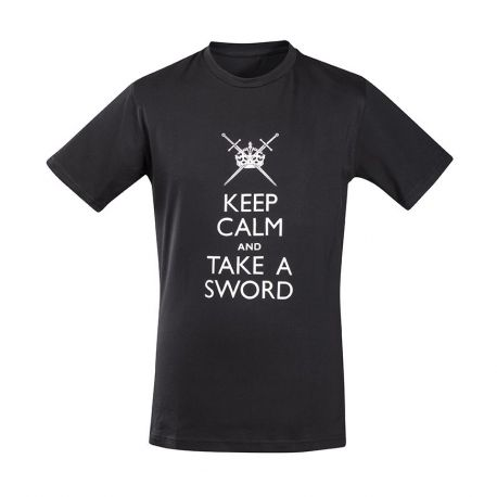 """Keep calm"" Shirt"